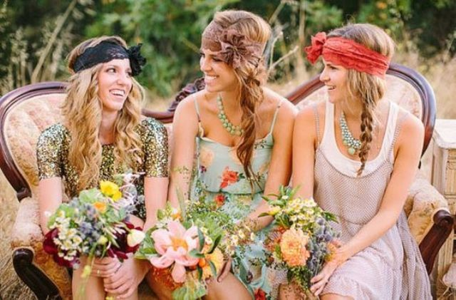 33 Bold Boho Chic Bridal Shower Ideas - Weddingomania