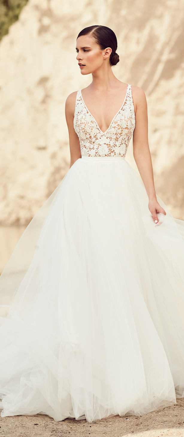 Mikaella Bridal Spring 2017 Wedding Dress Collection Crazyforus