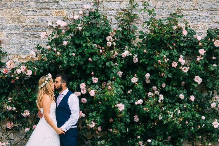 Blush Rustic Wedding In An Old Barn