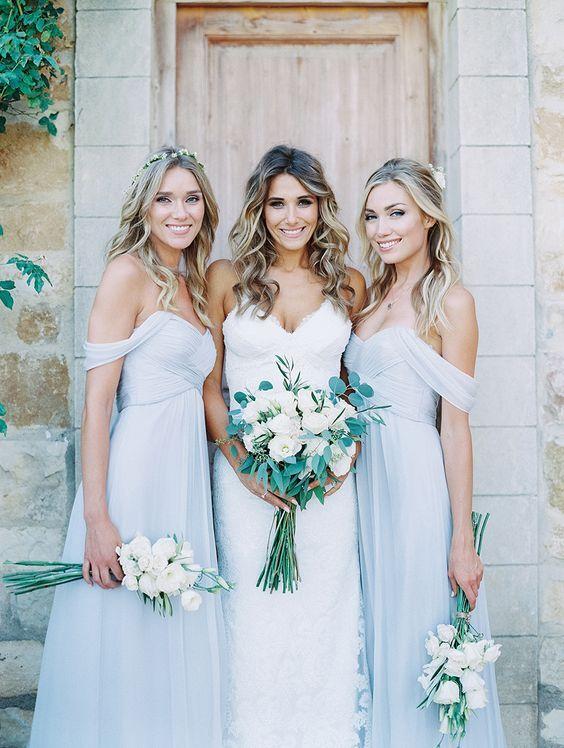 38 Beautiful Spring Bridesmaids&39 Dresses - Weddingomania