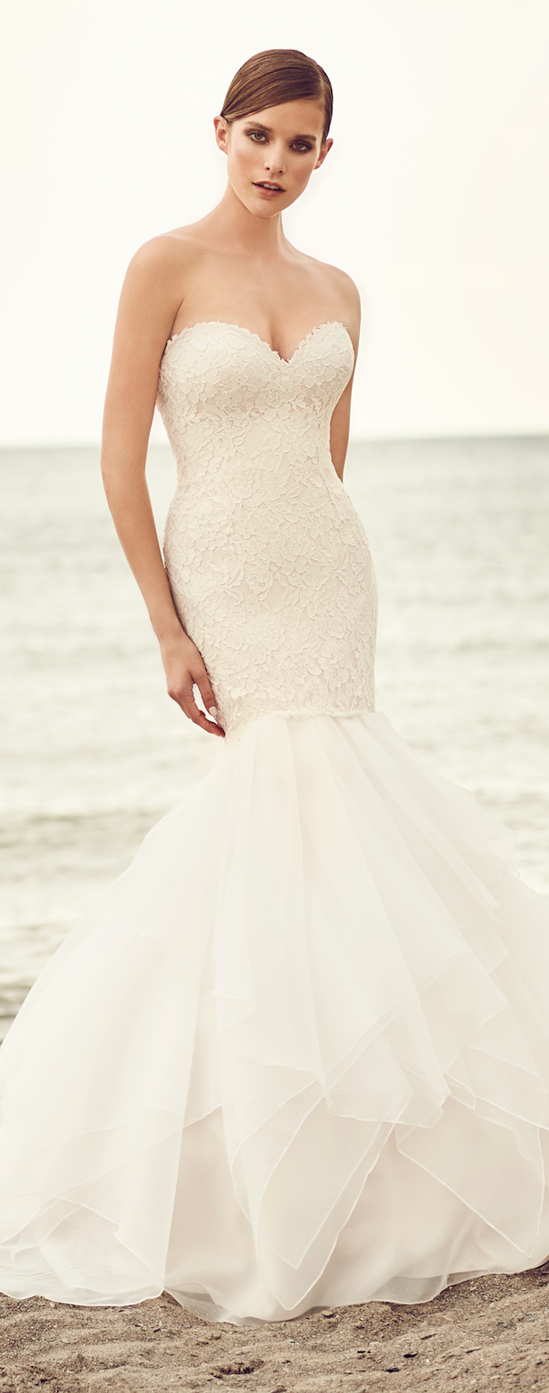 Mikaella Bridal Spring 2017 Wedding Dress Collection - crazyforus