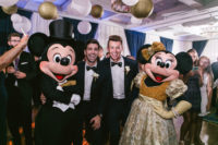 07 Of course Minnie and Mickey Mouse were guests at the reception and the party