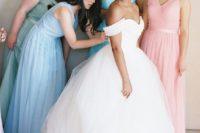 09 off the shoulder ballgown for an elegant wedding