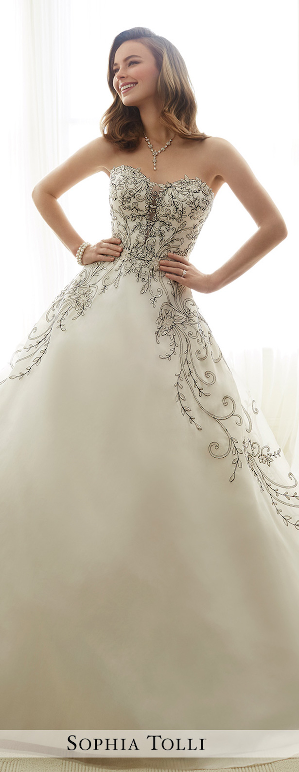 White Wedding Dress With Black 29 Popular  black pattern on