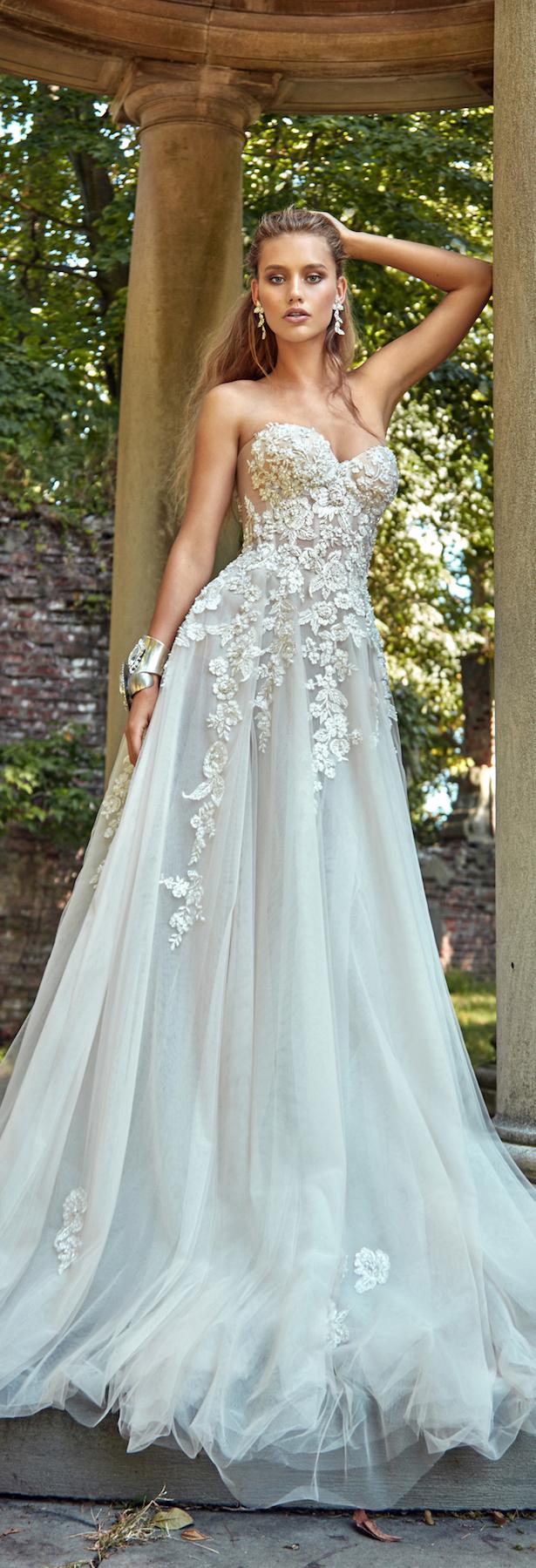 Secret Garden: Galia Lahav 2017 Bridal Collection: Le Secret Royal II