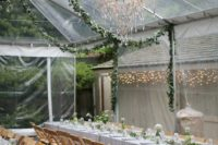 16 a sheer tent will leave a feeling of being outdoors but protect from rain