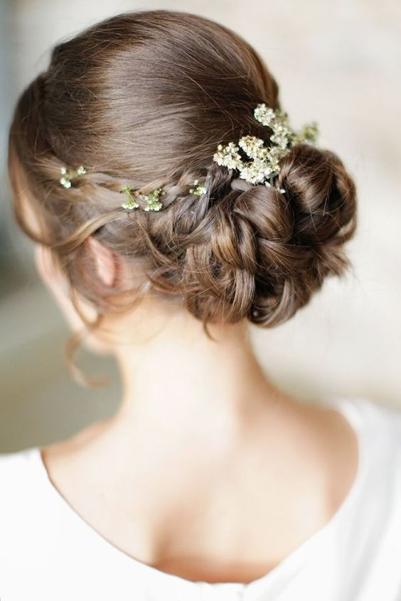 36 Romantic Spring Wedding Hairstyles That Inspire Weddingomania