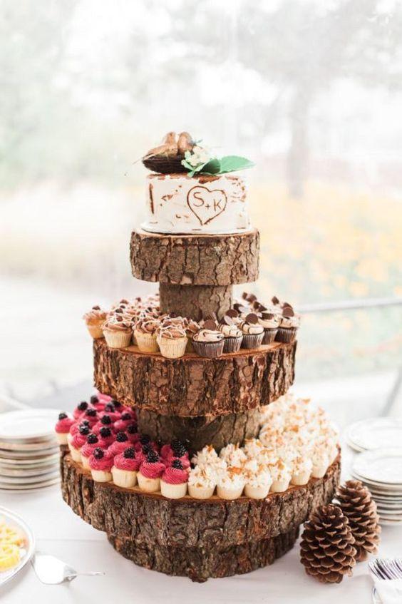 40 cute spring rustic wedding d cor ideas   weddingomania