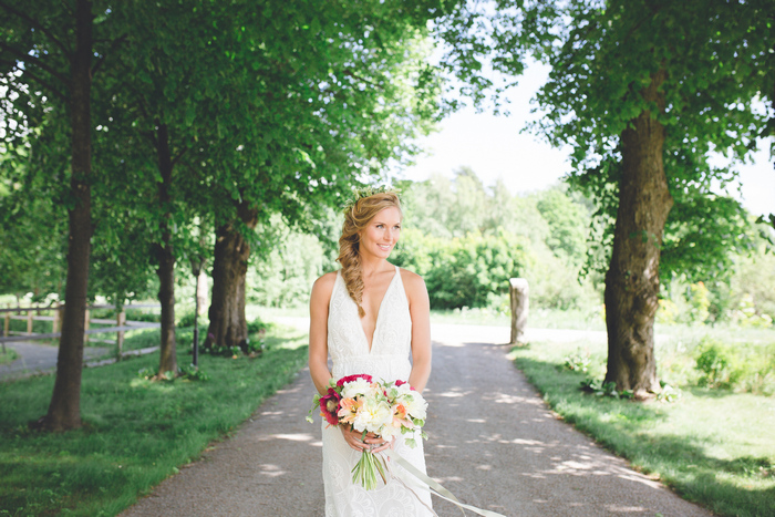 Finnish Farm-To-Table Styled Wedding Shoot