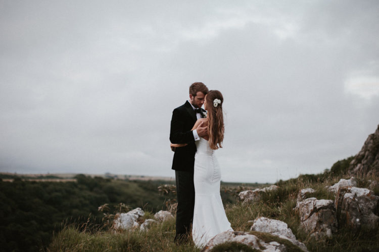 Beautiful nature around is a perfect backdrop for any kind of wedding