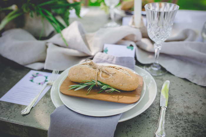 Farm to table food is perhaps one of the best ideas to rock for a wedding
