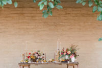 10 Lots of greenery above and calm beige-colored space are amazing for bold color shoot