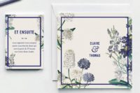 18 personalized stunning rustic chic invitation with a floral design