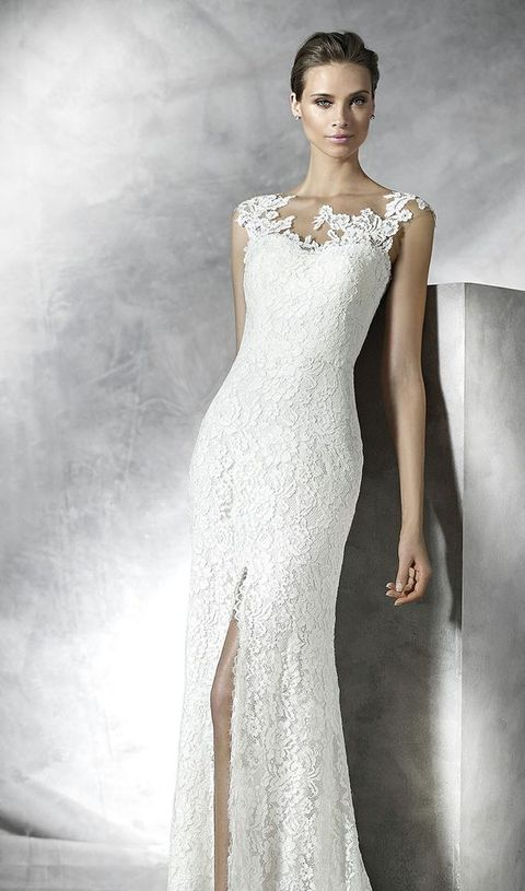 Sexy Lace Wedding Dress