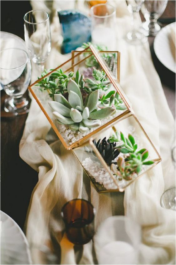 39 Trendy Ways To Incorporate Terrariums Into Your Wedding