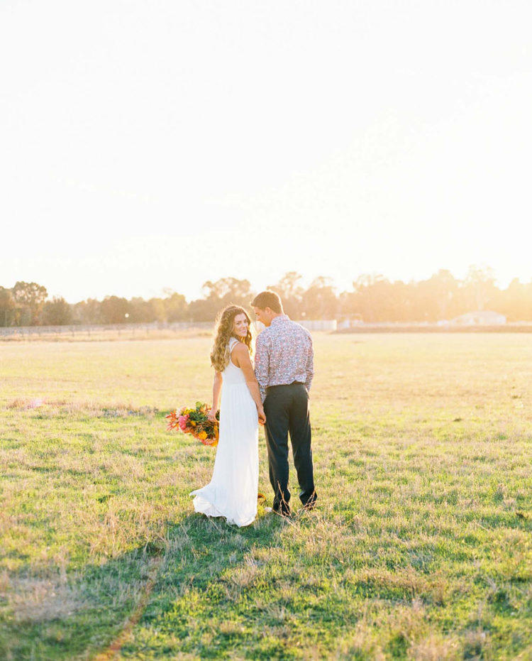 Get inspired by the sunny photos of this adorable shoot