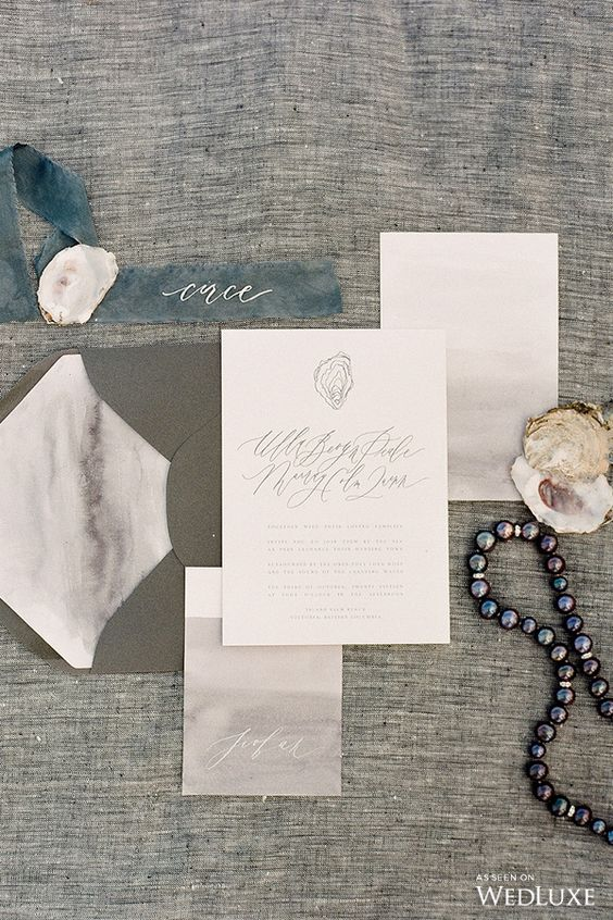 peaceful beachside stationary in greys