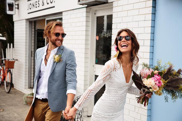 Coastal Luxe Boho Wedding Inspirational Shoot