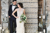 01 This glam wedding took place in Texas but you'll feel Morocco in every detail