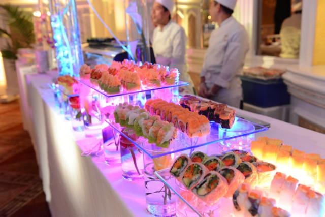 30 Awesome Wedding Sushi Bar And Station Ideas Weddingomania