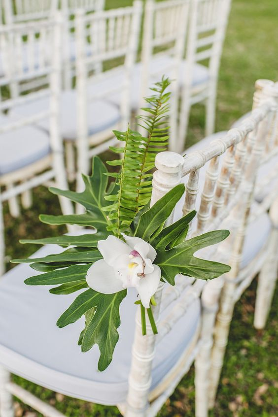 29 Tropical Wedding Aisle Decor Ideas To Try