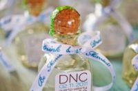 26 tequila wedding favors for a destination wedding in Mexico