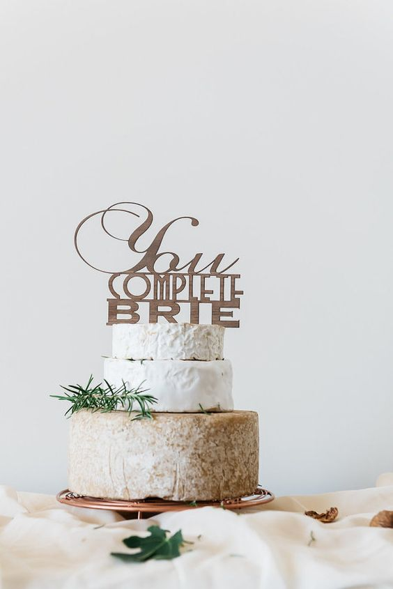 copper wedding decor