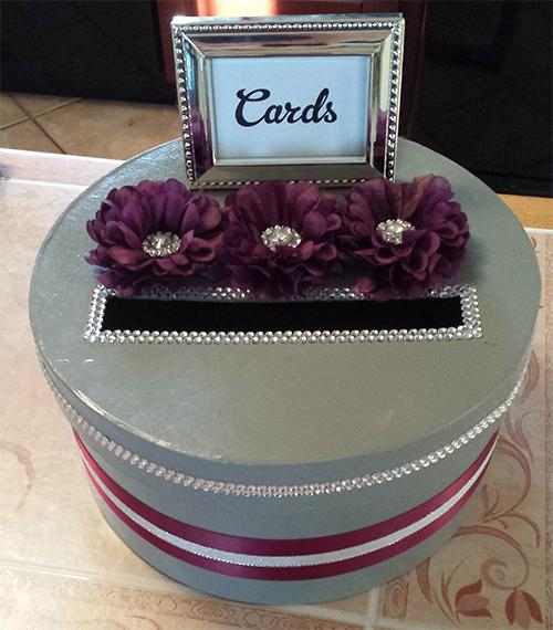 11 DIY Wedding Card Boxes You Can Easily Make Weddingomania – Diy Card Box for Wedding