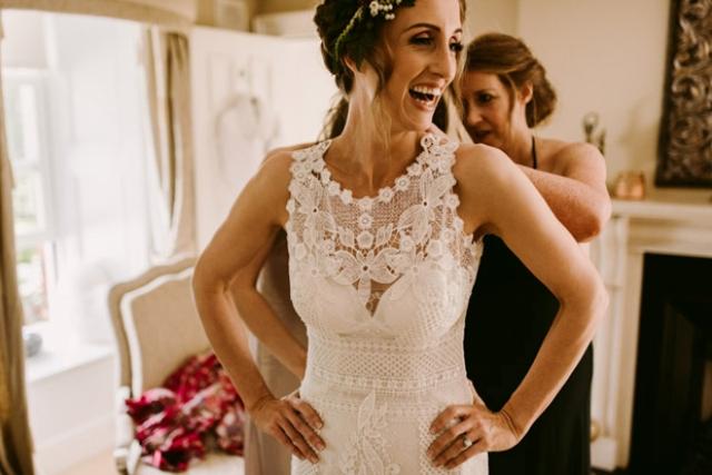 Rustic Wedding Dress 82 Elegant The bride chose a