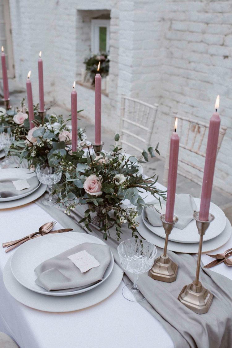 Subtle And Sophitsticated Pastel Wedding Shoot Weddingomania