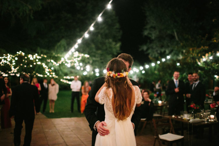What can be better than an outdoor wedding in Barcelona