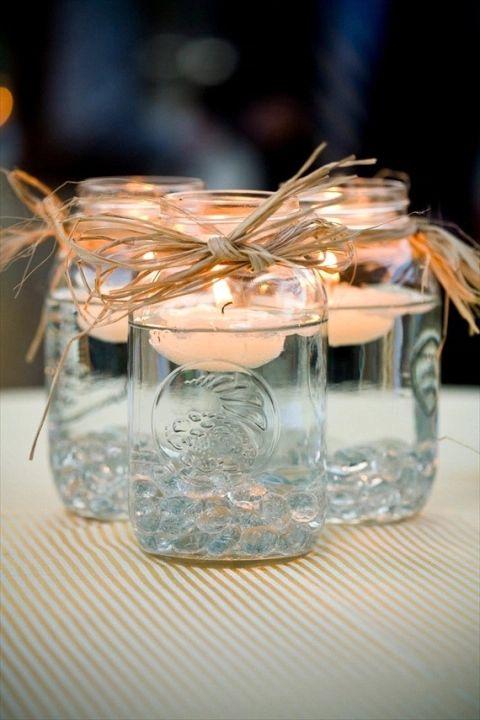 floating wedding decorations