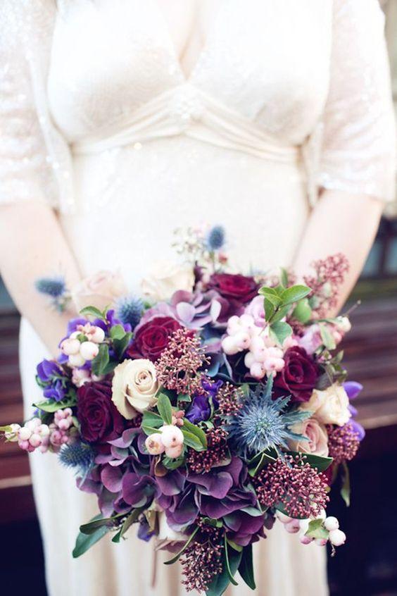 Greenery Bouquet Bride