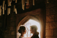 11 Look at these floating candles, so Harry Potter like