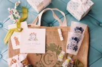 17 you can also opt for local alcohol or your favorite one to personalize the bag