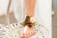 barefoot sansals
