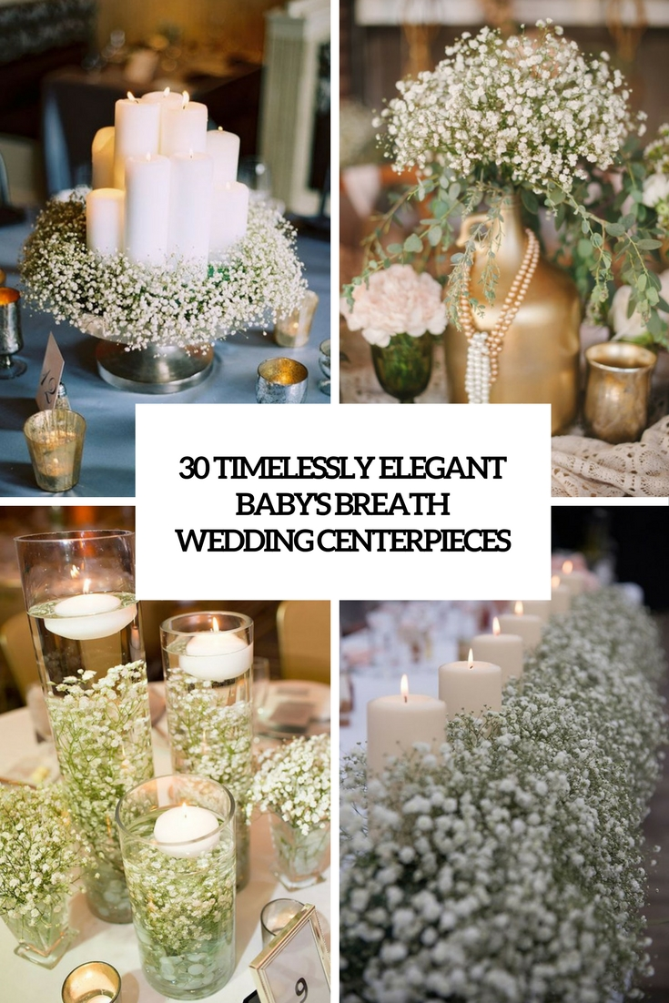 Baby S Breath Flowers In Mason Jar Centerpiece Flowers Healthy