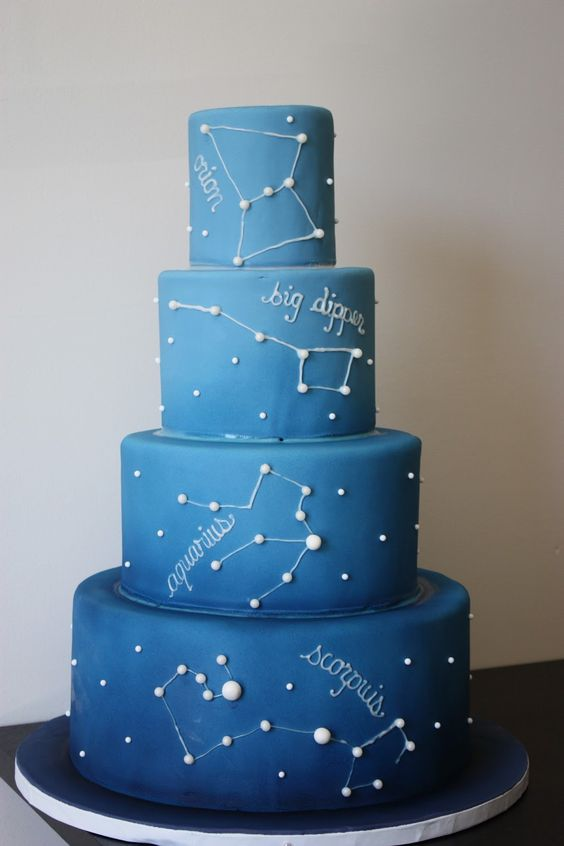 35 Edgy And Chic Constellation Wedding Ideas Weddingomania