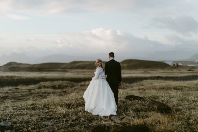 Iceland canyon elopement on a small budget weddingomania for Best place to get married