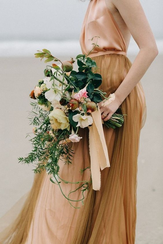28 Chic Emerald And Copper Wedding Ideas Weddingomania
