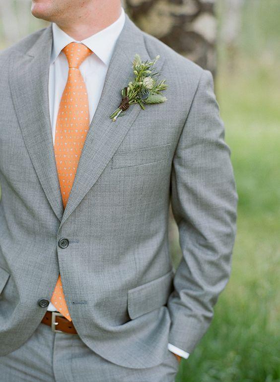 29 Stilvolle Möglichkeiten Zum Hinzufügen Von Orange, Um Ihre Herbst-Hochzeit