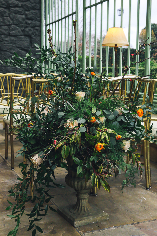 Luxurious florals are a great choice for any wedding with any theme