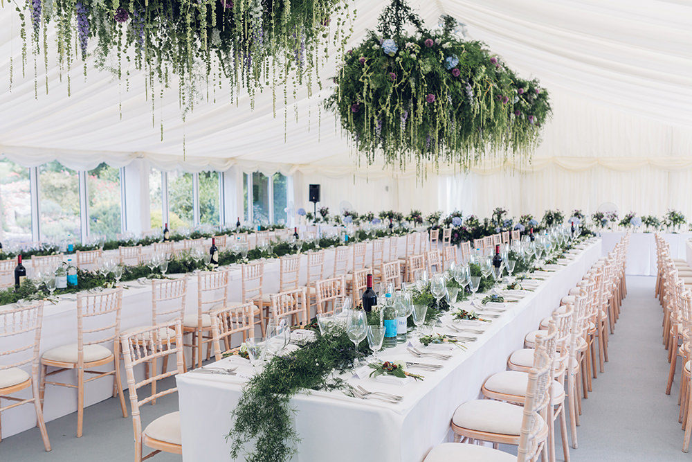 Picture Of Woodland Wedding Decor