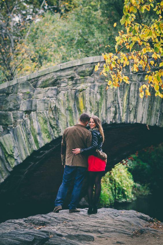 ein Rückgang des Engagements in der Central Park ist eine Coole Idee, es verbindet die große Stadt und die schöne Natur in der gleichen Zeit