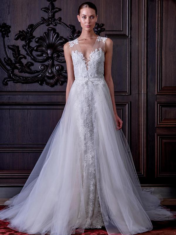 26 Beautiful Convertible Wedding Dresses - Weddingomania