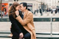 18 if you two prefer big cities, why not go for a fall engagement in Paris or Rome