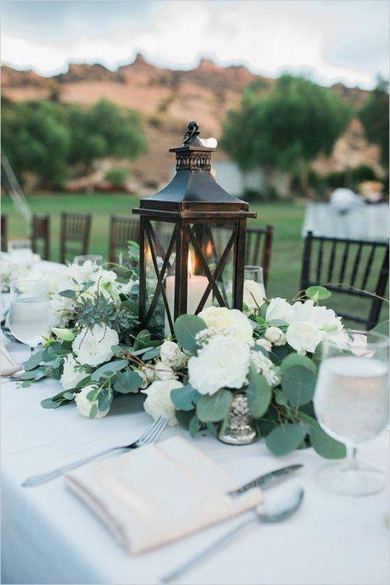 31 Chic Lantern Wedding Centerpieces You\'ll Like - Weddingomania