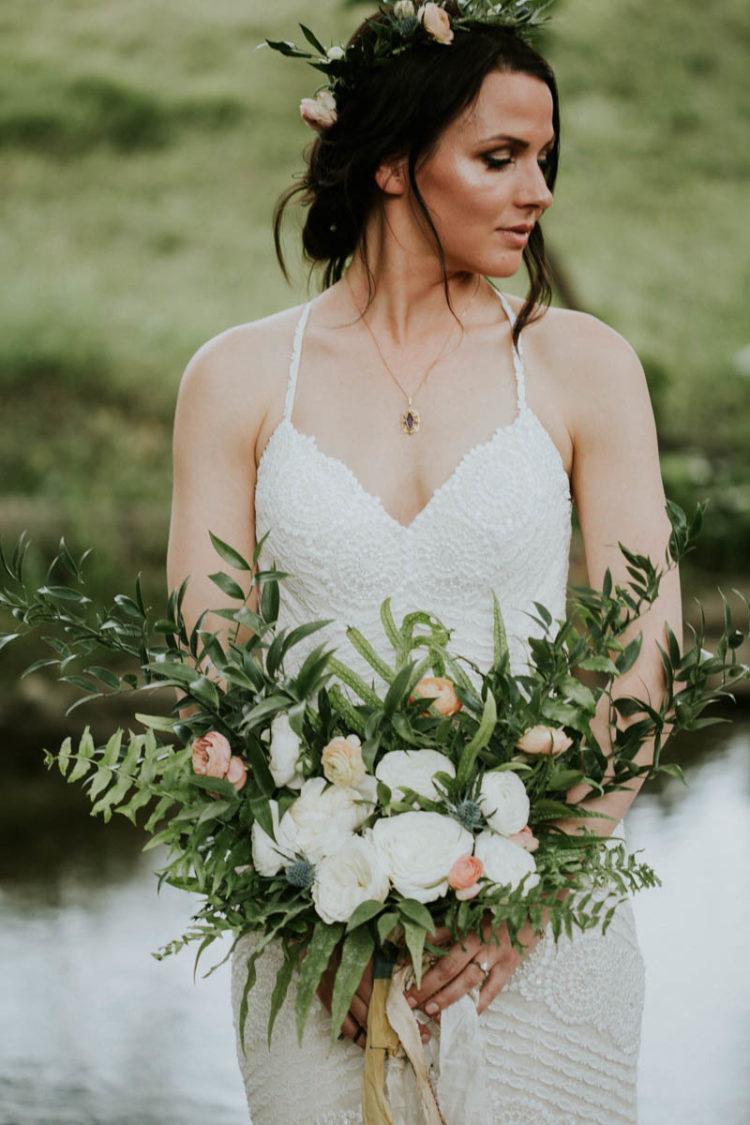 Die Hochzeit Halskette war die Braut etwas altes - es begabt war, Ihre Oma von Ihrem Opa