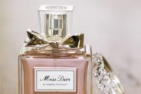 23 Miss Dior perfume for the bride on her big day
