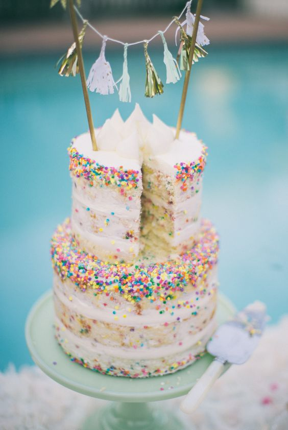 cake topper you can DIY